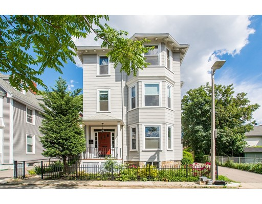 Condominium for Sale at 5 Greenley Place Boston, Massachusetts 02130 United States