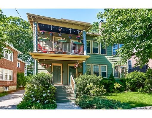 Condominium for Sale at 15 Pershing Boston, Massachusetts 02130 United States