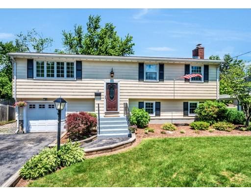 Single Family Home for Sale at 12 Westgate Road Framingham, Massachusetts 01701 United States