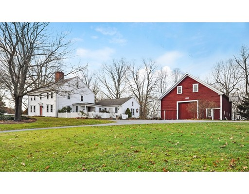 Single Family Home for Sale at 462 Hill Road 462 Hill Road Boxborough, Massachusetts 01719 United States