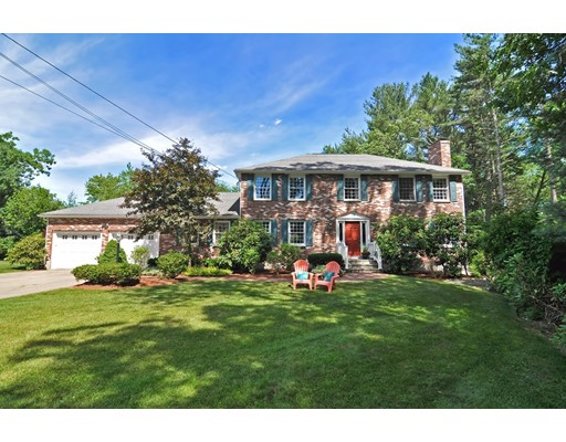 Single Family Home for Sale at 126 Mill Street Foxboro, Massachusetts 02035 United States