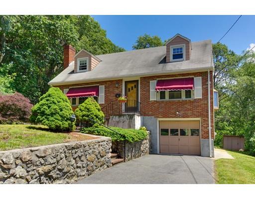 Casa Unifamiliar por un Venta en 51 Crosby Street Arlington, Massachusetts 02474 Estados Unidos