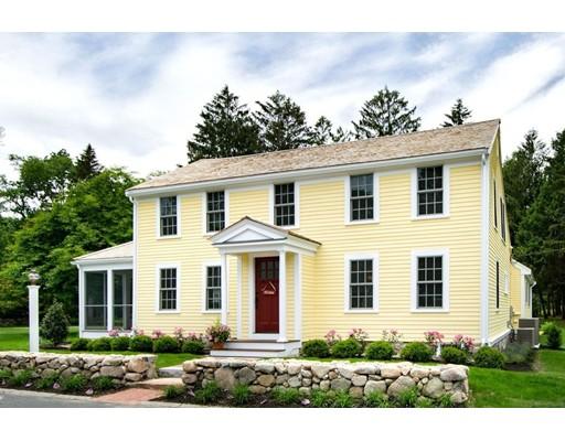 独户住宅 为 销售 在 31 Central Street Norwell, 马萨诸塞州 02061 美国