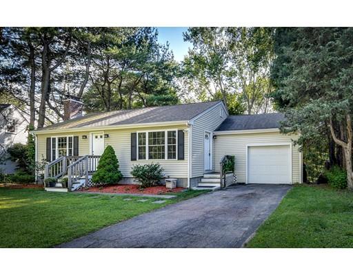 Single Family Home for Sale at 31 Saxony Road Framingham, Massachusetts 01701 United States