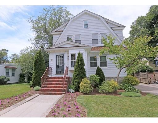 独户住宅 为 销售 在 14 Gretter Road 波士顿, 马萨诸塞州 02132 美国