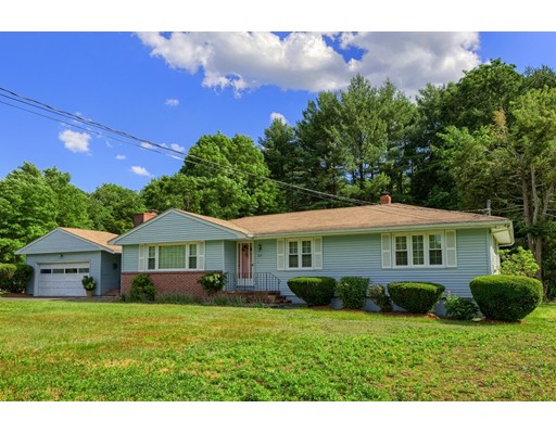 Single Family Home for Sale at 618 Lowell Street Peabody, Massachusetts 01960 United States