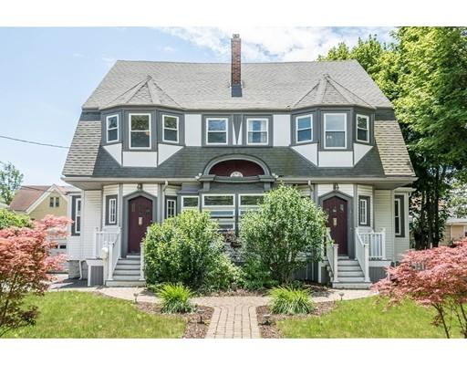 Maison avec plusieurs logements pour l Vente à 400 W Elm Street Brockton, Massachusetts 02301 États-Unis