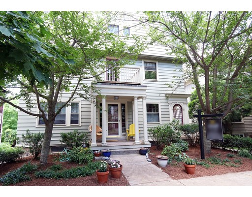 Condominium for Sale at 47 Clark Road Brookline, Massachusetts 02445 United States