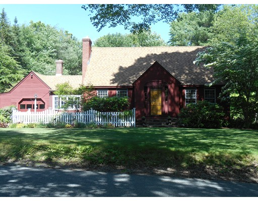 Single Family Home for Sale at 1579 Russell Road Montgomery, Massachusetts 01085 United States