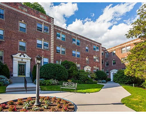 Condominium for Sale at 1490 Beacon Street Brookline, Massachusetts 02446 United States