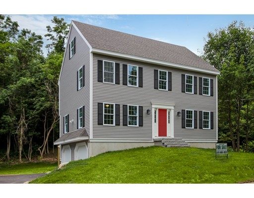Maison unifamiliale pour l Vente à 5 Field Amesbury, Massachusetts 01913 États-Unis