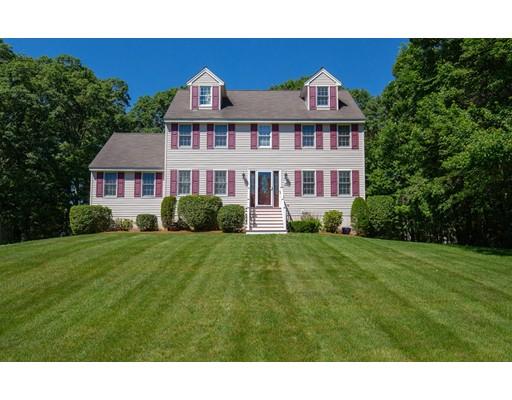 Частный односемейный дом для того Продажа на 19 Governor Doherty Billerica, Массачусетс 01821 Соединенные Штаты