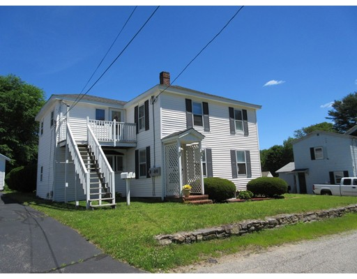 Multi-Family Home for Sale at 7 Tremont Street Oxford, Massachusetts 01540 United States