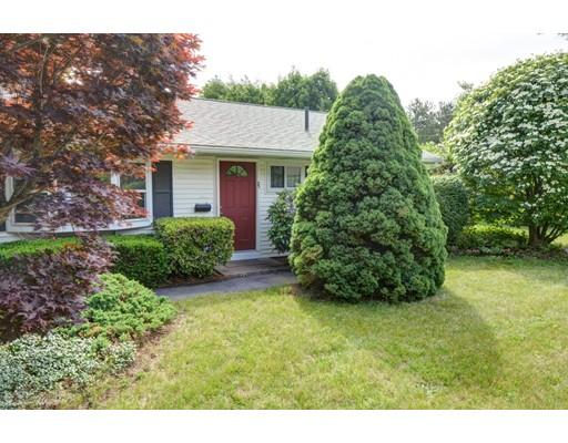 Single Family Home for Sale at 35 Janebar Circle Framingham, Massachusetts 01701 United States