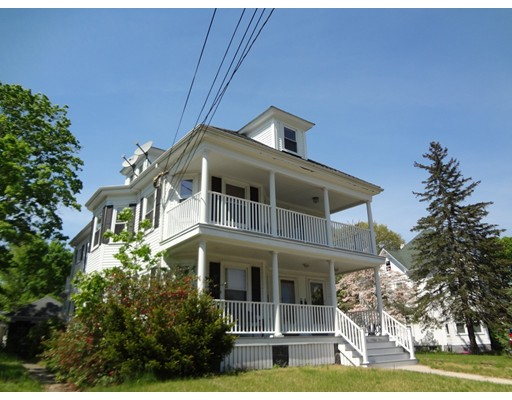 Multi-Family Home for Sale at 84 Park Avenue Whitman, Massachusetts 02382 United States