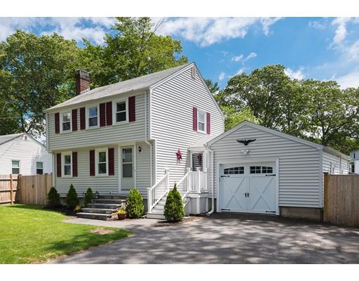 Single Family Home for Sale at 33 Sherrick Avenue Holbrook, Massachusetts 02343 United States