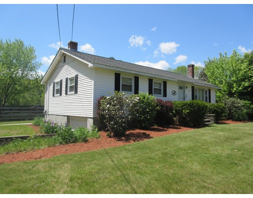 Single Family Home for Sale at 39 Hammond Hill Road Charlton, Massachusetts 01507 United States