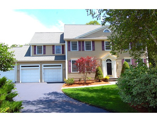 Single Family Home for Sale at 11 Randolph Circle Westford, Massachusetts 01886 United States