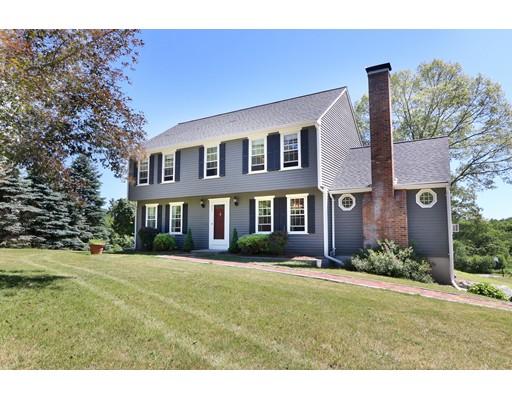 Casa Unifamiliar por un Venta en 255 WINTER STREET Walpole, Massachusetts 02081 Estados Unidos