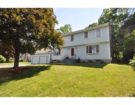 Single Family Home for Sale at 6 Bicentennial Drive Lexington, Massachusetts 02421 United States