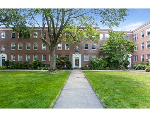 Condominium for Sale at 44 Browne Brookline, Massachusetts 02446 United States