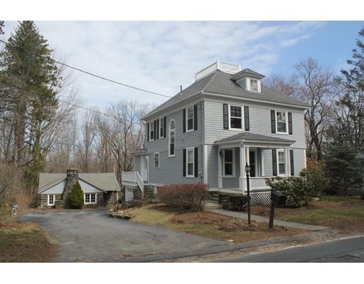 独户住宅 为 销售 在 68 Newton West Boylston, 马萨诸塞州 01583 美国