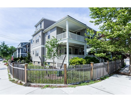 Condominium for Sale at 51 Granville Road Cambridge, Massachusetts 02138 United States