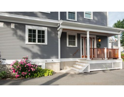 Casa Unifamiliar por un Alquiler en 12 Cherry Danvers, Massachusetts 01923 Estados Unidos