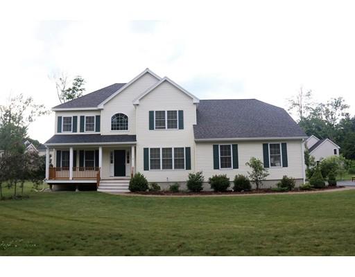 Частный односемейный дом для того Продажа на 8 Henley Road Acton, Массачусетс 01720 Соединенные Штаты