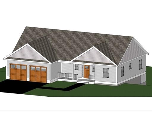 Maison unifamiliale pour l Vente à 25 Michigan Road Jaffrey, New Hampshire 03452 États-Unis