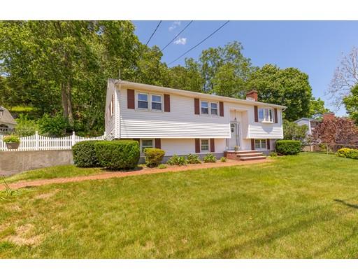واحد منزل الأسرة للـ Sale في 27 Mountain Road Burlington, Massachusetts 01803 United States