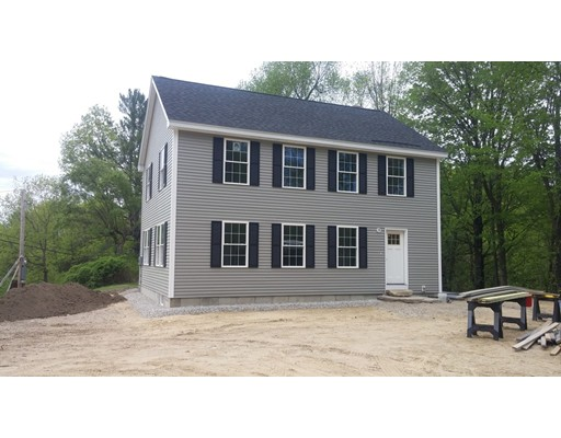 Maison unifamiliale pour l Vente à 27 Michigan Road Jaffrey, New Hampshire 03452 États-Unis