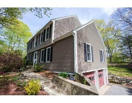 Частный односемейный дом для того Аренда на 773 Edgell Road Framingham, Массачусетс 01701 Соединенные Штаты