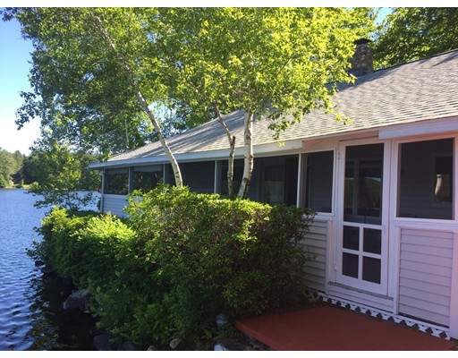 Single Family Home for Sale at 65 Pine Island Lake Westhampton, Massachusetts 01027 United States