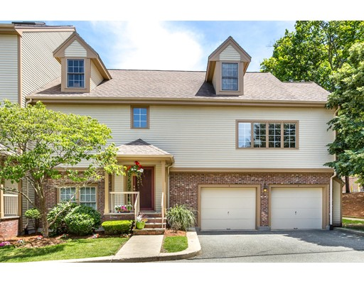 Appartement en copropriété pour l Vente à 117 Revere Street Canton, Massachusetts 02021 États-Unis