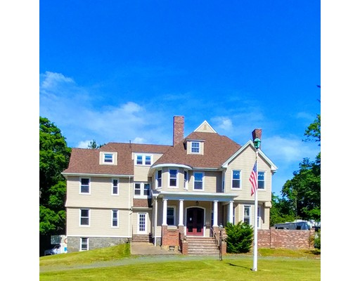 Single Family Home for Sale at 9 Rockland Street Taunton, Massachusetts 02780 United States