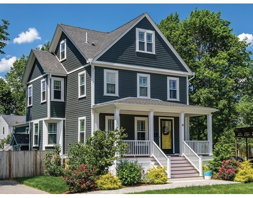 Single Family Home for Sale at 45 Oriole Street Boston, Massachusetts 02132 United States