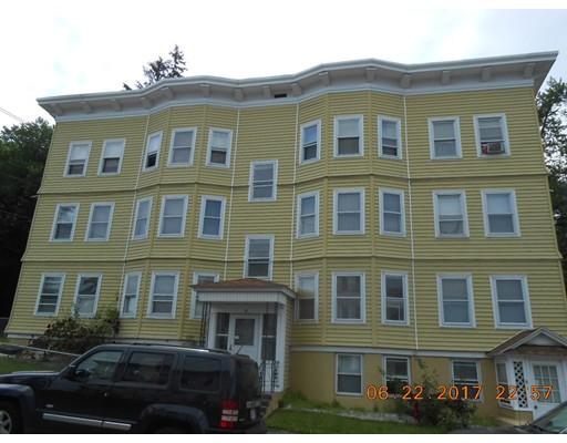 Многосемейный дом для того Продажа на 5 Burton Street Chicopee, Массачусетс 01013 Соединенные Штаты