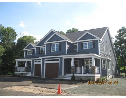 共管式独立产权公寓 为 销售 在 29 Webb Place #A 29 Webb Place #A Mansfield, 马萨诸塞州 02048 美国