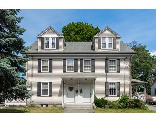 Condominio por un Venta en 39 Forest Street Arlington, Massachusetts 02476 Estados Unidos