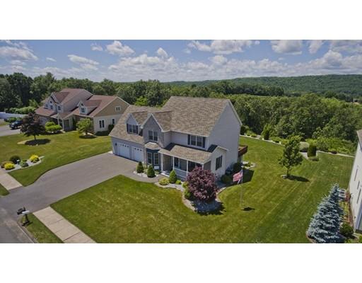 独户住宅 为 销售 在 155 Anvil Street Agawam, 马萨诸塞州 01030 美国