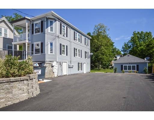 Casa Multifamiliar por un Venta en 68 North Avenue Abington, Massachusetts 02351 Estados Unidos