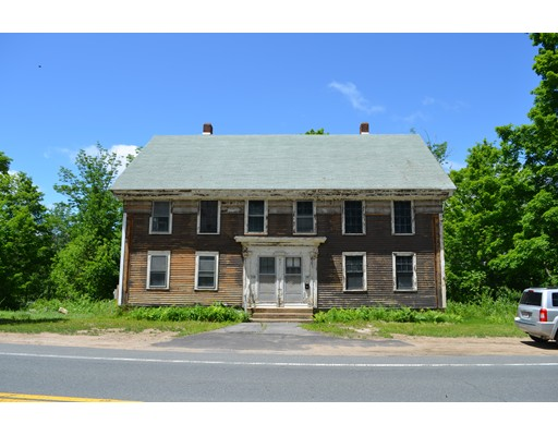 Single Family Home for Sale at 356 Main Street Hardwick, Massachusetts 01031 United States