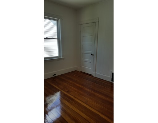 This lovely three bedroom townhouse is located in the Hyde Park area. It is freshly painted with new hardwood floors all throughout the unit. It consists of a huge living room, kitchen, bathroom and an enclosed back porch. Laundry set up is within the unit with an available washer and dryer as well.  Parking is not an issue, as there is plenty of on street parking. Public transportation is in abundance as the forest hills station is just a few minutes away. Schedule your showings today because this apartment will be gone soon.
