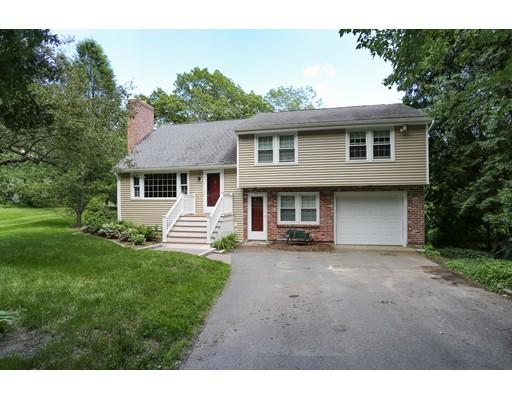 Частный односемейный дом для того Продажа на 56 Summer Hill Maynard, Массачусетс 01754 Соединенные Штаты