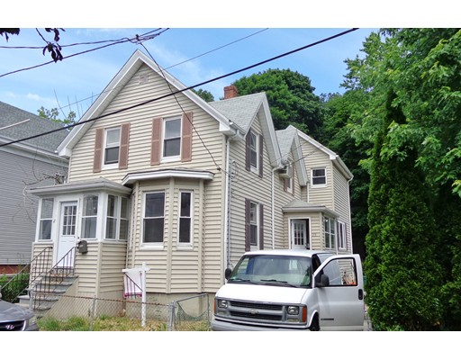 Single Family Home for Sale at 25 Northern Avenue Lynn, Massachusetts 01904 United States