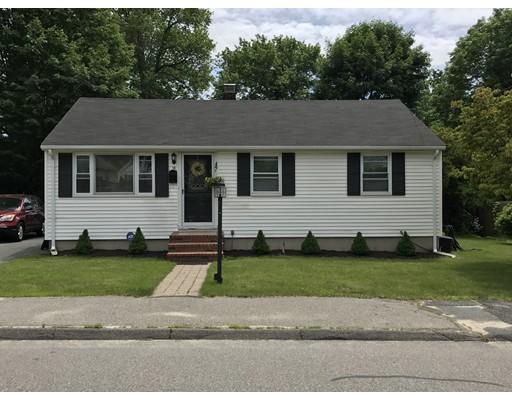 独户住宅 为 销售 在 18 Collins Road Holbrook, 马萨诸塞州 02343 美国