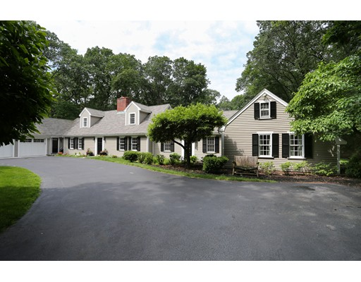 Single Family Home for Sale at 88 Draper Road Wayland, Massachusetts 01778 United States