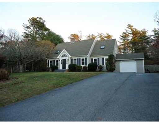 独户住宅 为 销售 在 86 Braley Jenkins Road 巴恩斯特布, 马萨诸塞州 02632 美国
