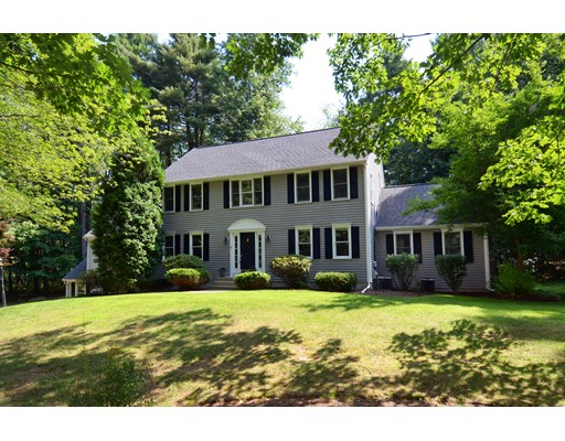 Single Family Home for Sale at 52 Huckleberry Road Hopkinton, Massachusetts 01748 United States